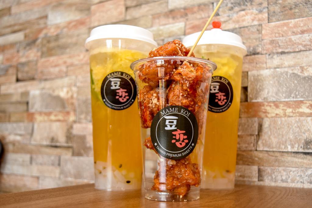 豆恋湯村店 台湾スイーツ 甲府2