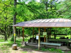 白鳳荘・さわら池キャンプ場 韮崎5