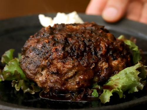 肉ビストロ KAGURAのKAGURAハンバーグ