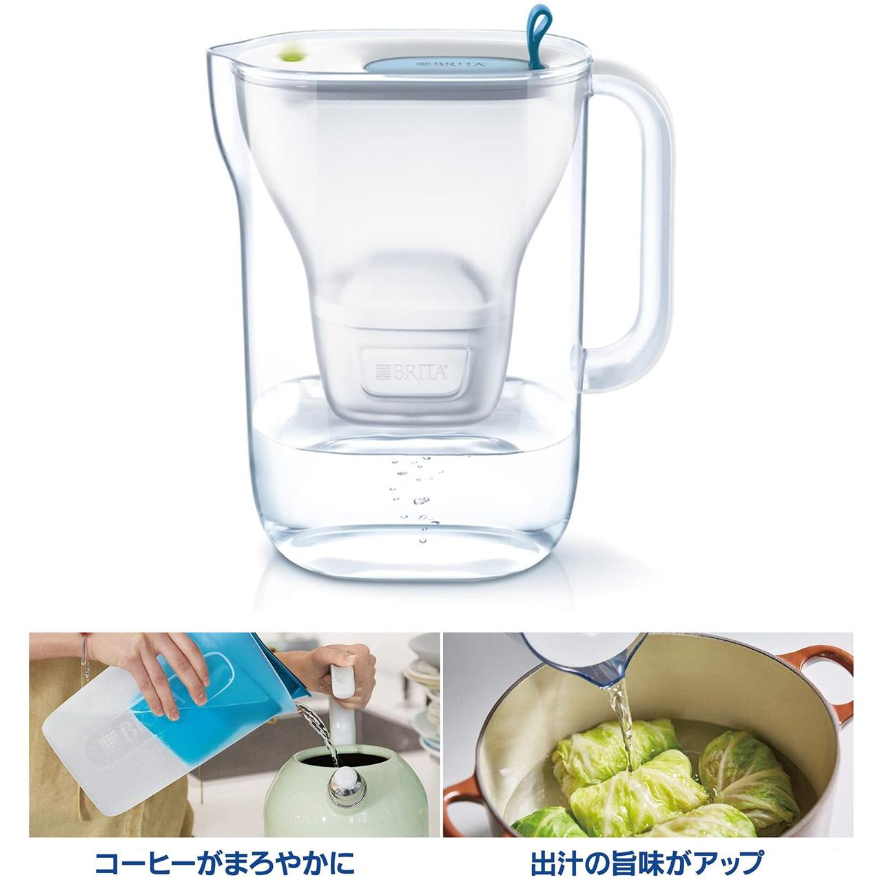 ブリタ 浄水器 ポット