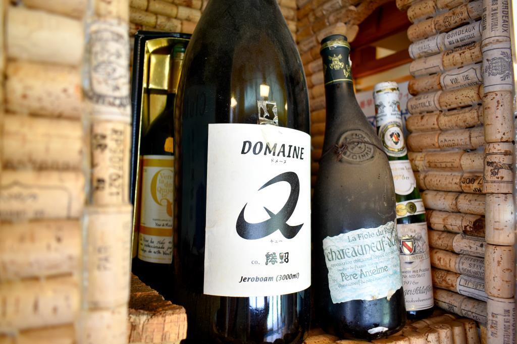 ワインブティック コルク 甲府 ワインショップ3