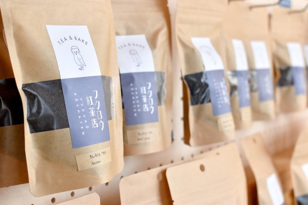 フクロウ紅茶店 甲府 カフェ
