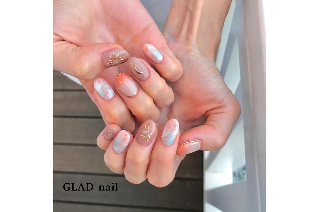 GLAD nail 富士吉田ネイル4