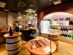 甲府駅 カフェ&ワインバー 葡萄酒一番館4