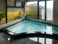 塩山 旅館ゆばた 温泉4