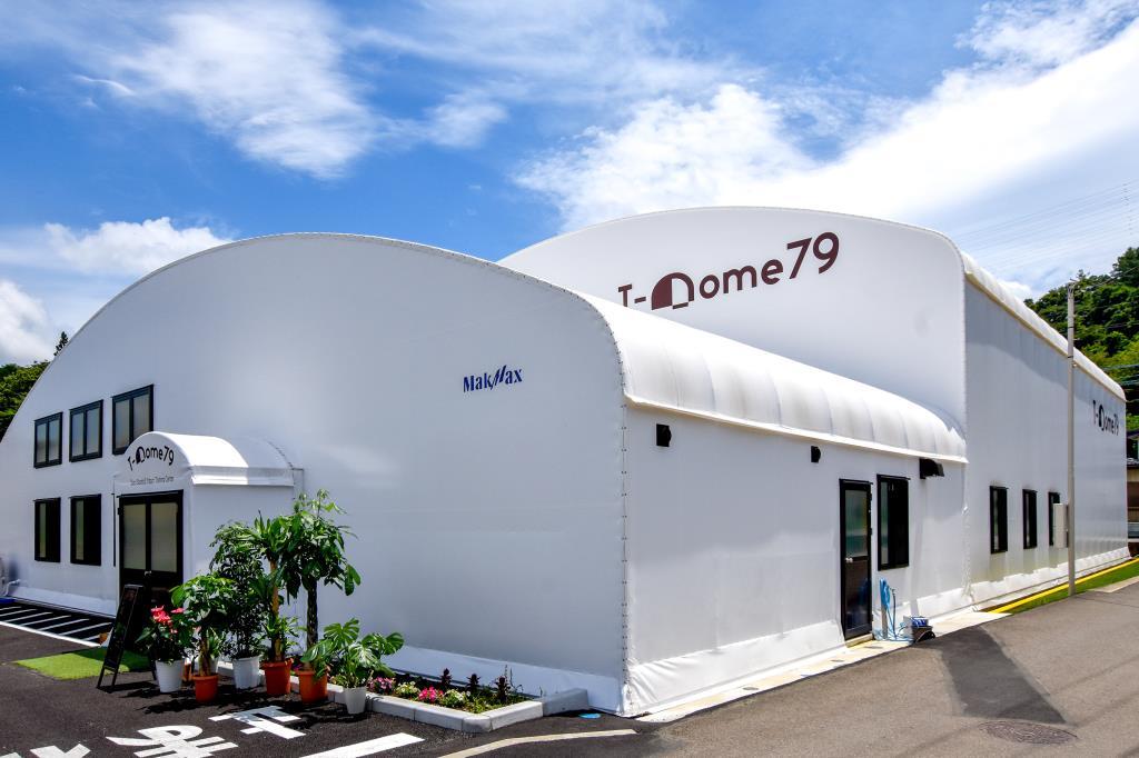 T-Dome79 バッティングセンター1