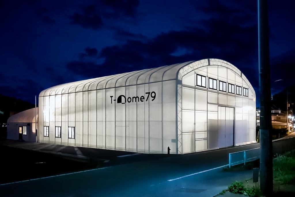 T-Dome79オープン!都留のバッティングセンター10