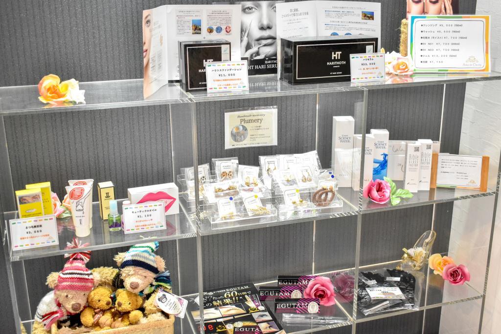CHERILY 国母店 ネイル まつエク1