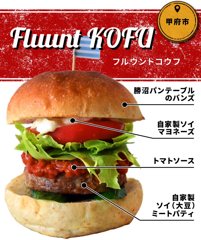 Fluunt KOFU(フルウントコウフ) -甲府市