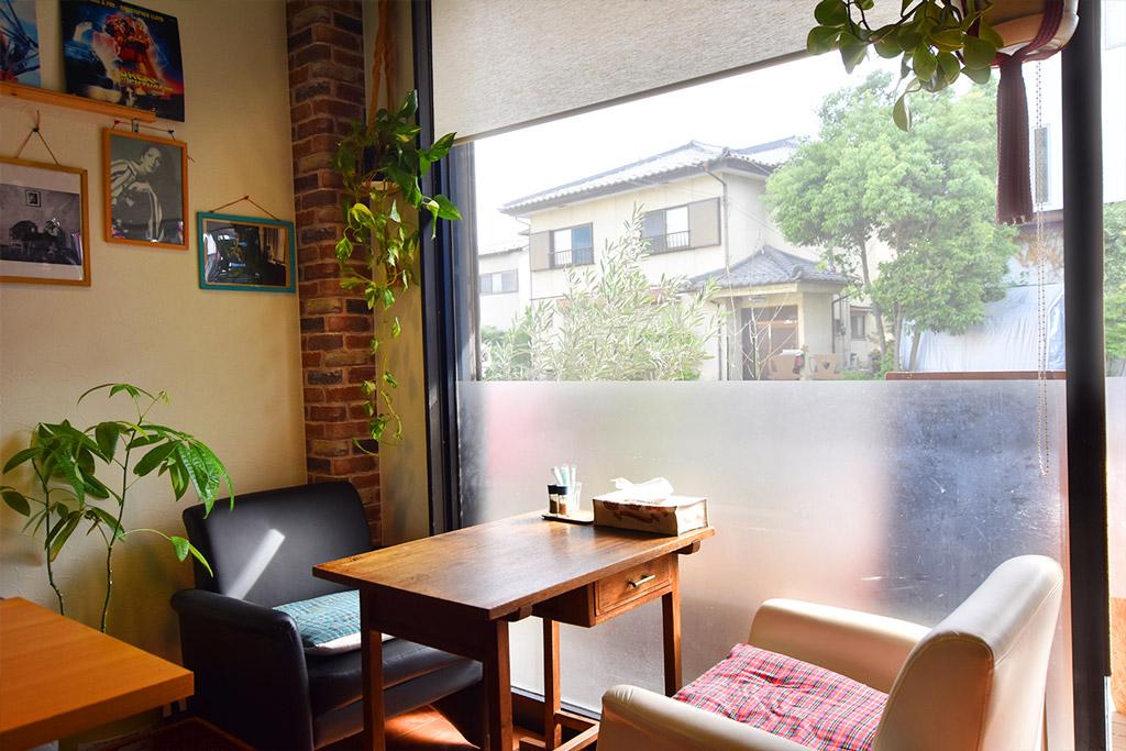 HARAPEKO Café(ハラペコカフェ)の店内