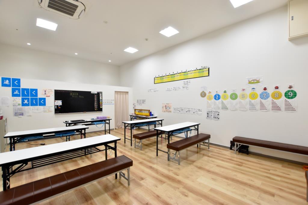 そろばん教室88くん イオンモール甲府昭和教室4
