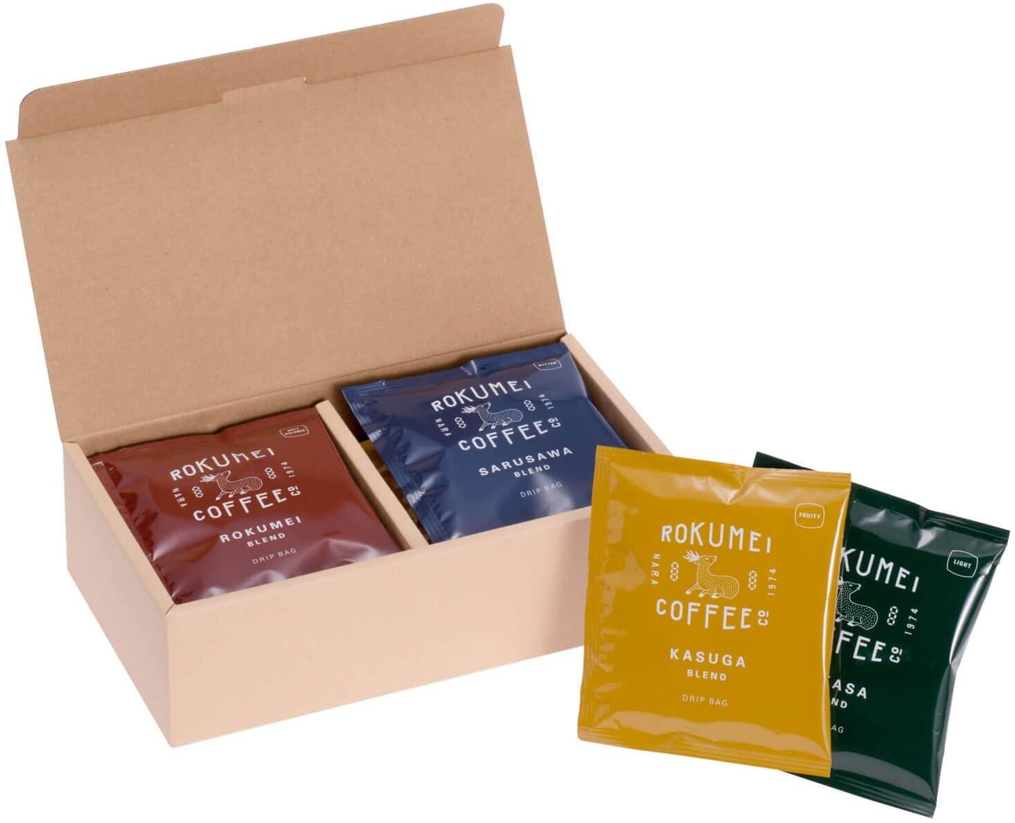 ROKUMEI COFFEE CO. ドリップ バッグ ドリップコーヒー