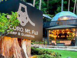 TOCORO. Mt.Fuji CAMP&GLAMPING