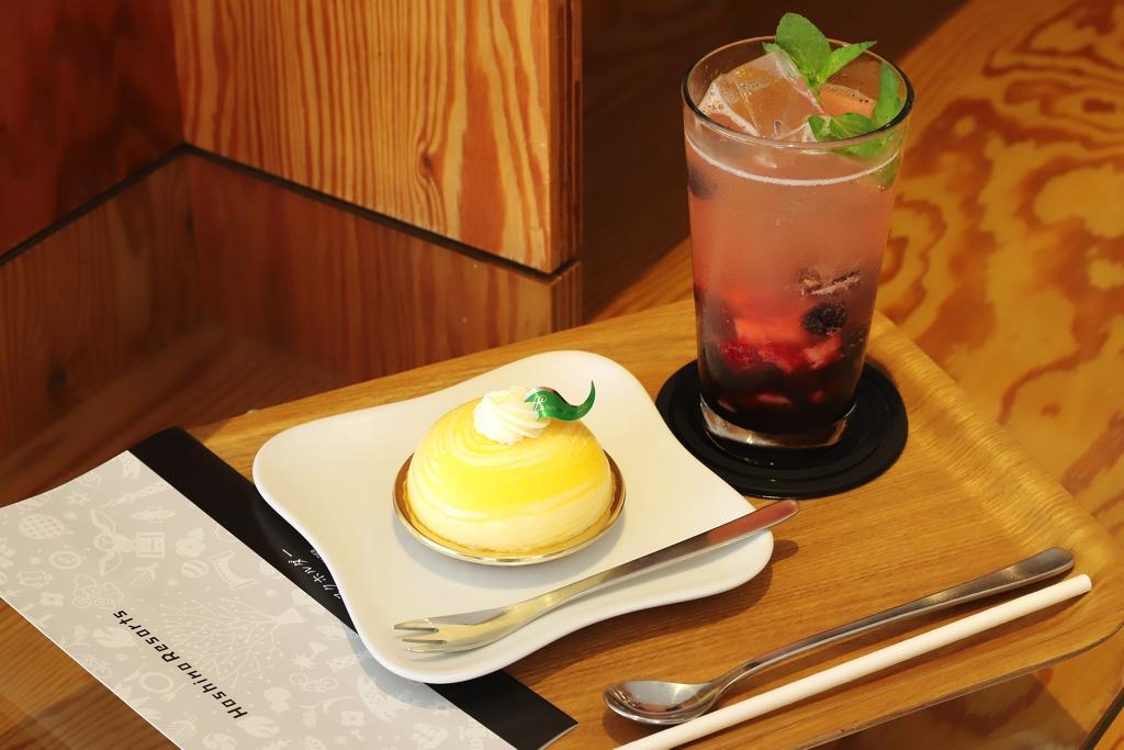 リゾナーレ八ヶ岳BOOKS&CAFE 写真1
