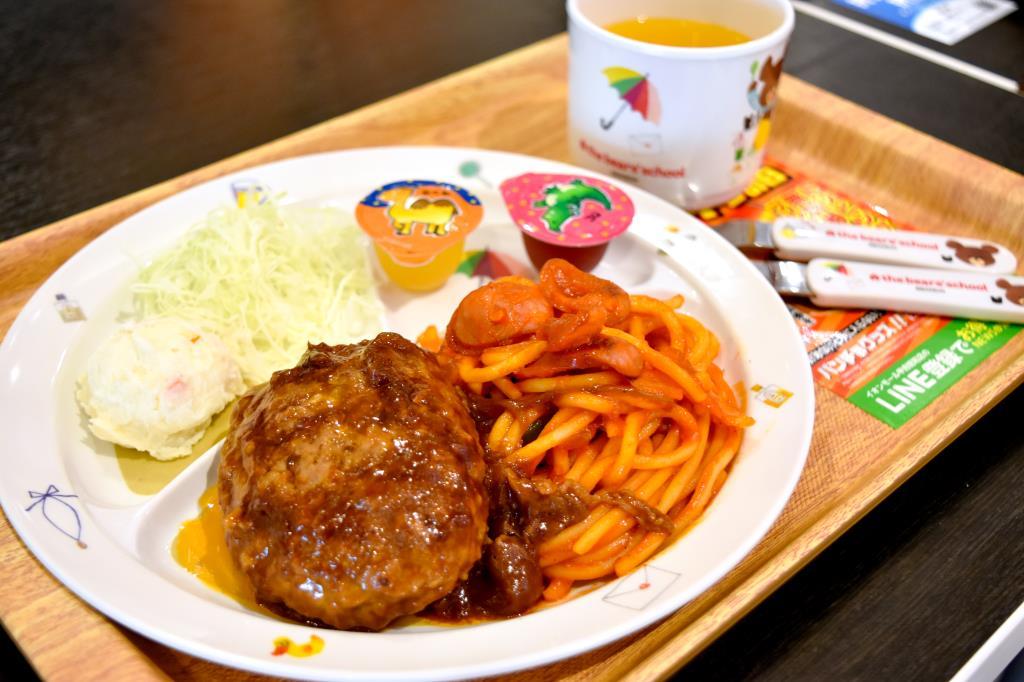 キッチンパンチョ イオンモール甲府昭和店 ナポリタン5